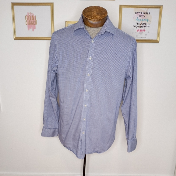 Austin Reed Shirts Austin Reed Slim Fit Button Down Shirt B39 Poshmark